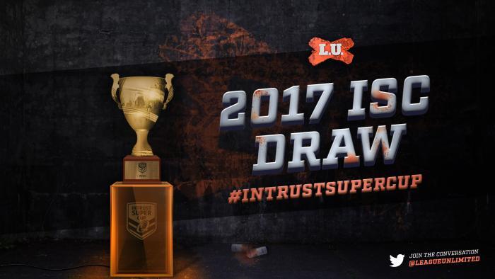 2017ISC Draw