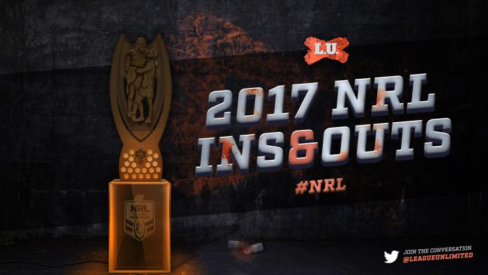 2017NRL InsOuts
