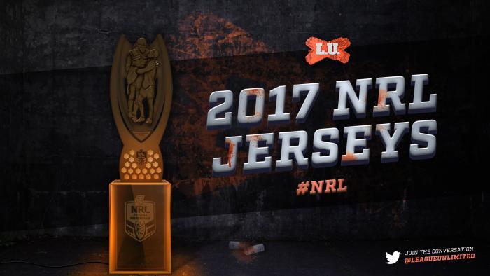2017NRL Jerseys