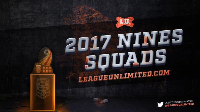 2017Nines Squads