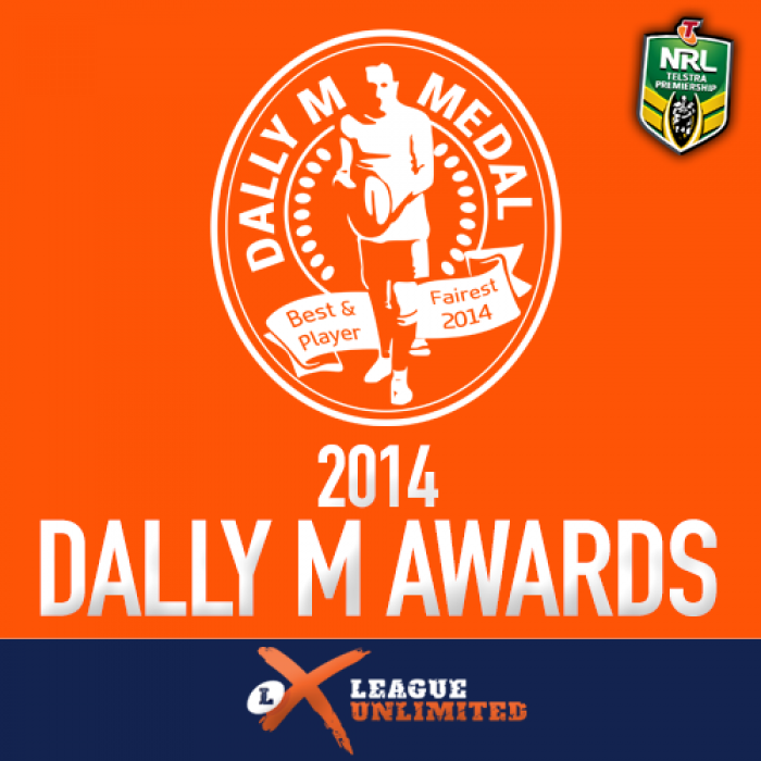Dally M 2014