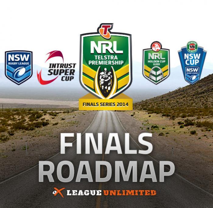 2014 Finals Roadmap September 12 14 187 League Unlimited