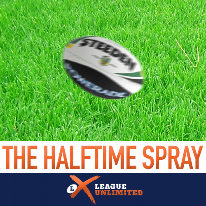Halftime Spray