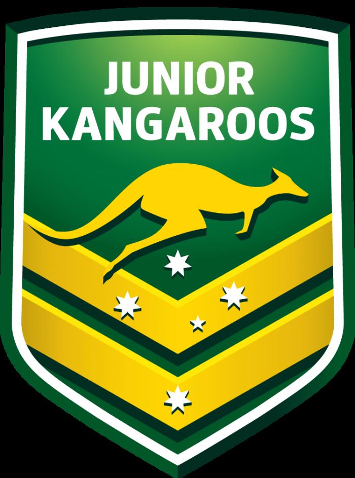 JrAustralianKangaroos Pos VectorLogo GradientColour