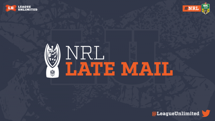 NRL latemailLU33