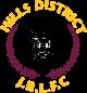HillsBulls Pos VectorLogo FlatColour