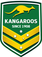 AustralianKangaroos Since1908 Pos VectorLogo GradientColour
