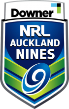 NRLNines DownerSponsor VectorLogo GradientColour