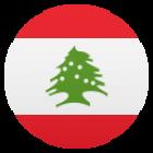 flag lebanon