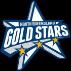 north queensland gold stars badge