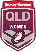 qld women badge