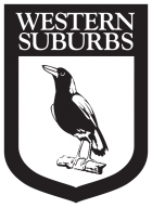 western suburbs magpies badge
