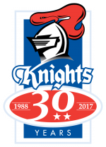 NewcastleKnights 30Years Pos Vector GradientColour
