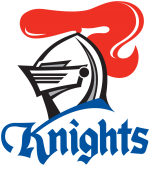 NewcastleKnights Rev VectorLogo FlatColour