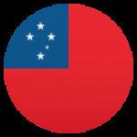 flag samoa