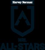 harvey norman all stars badge