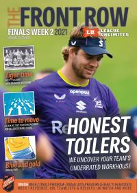 Finals Week 2 Cover