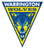 WarringtonWolves VectorLogo FlatColour